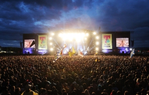 T in the Park 2011