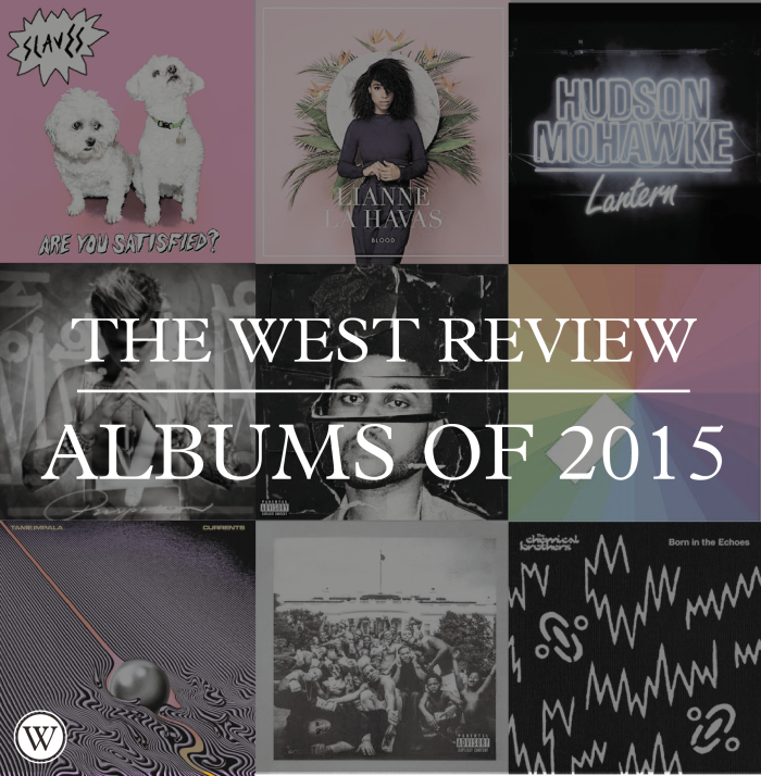 albums of 2015