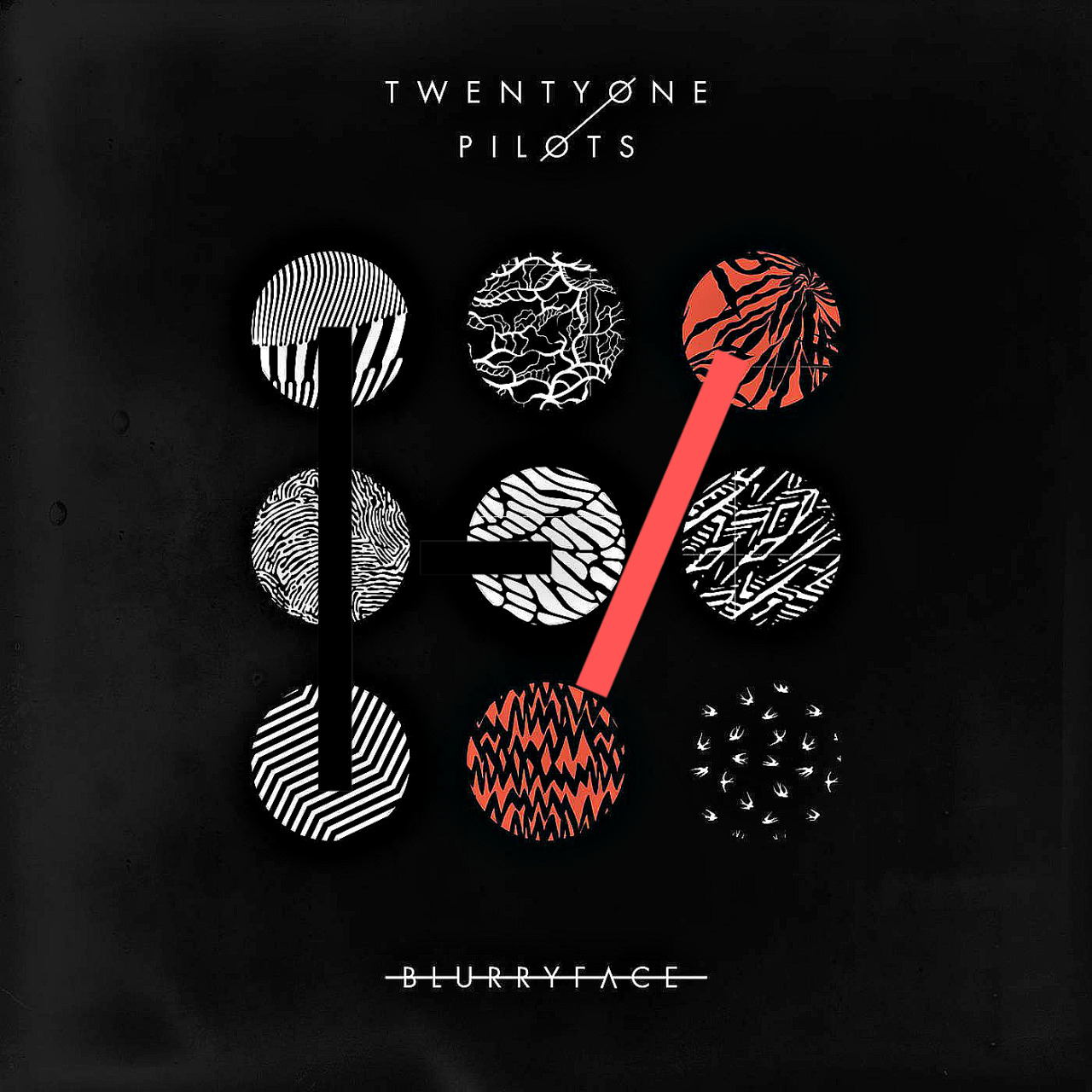 Album review twenty one pilots blurryface the west for Twenty pictures