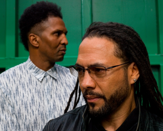 Roni Size & Krust - FC press shot
